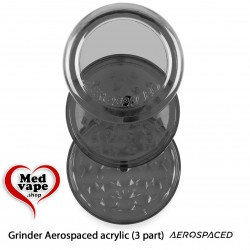 AEROSPACED GRINDER 3 PIECE...